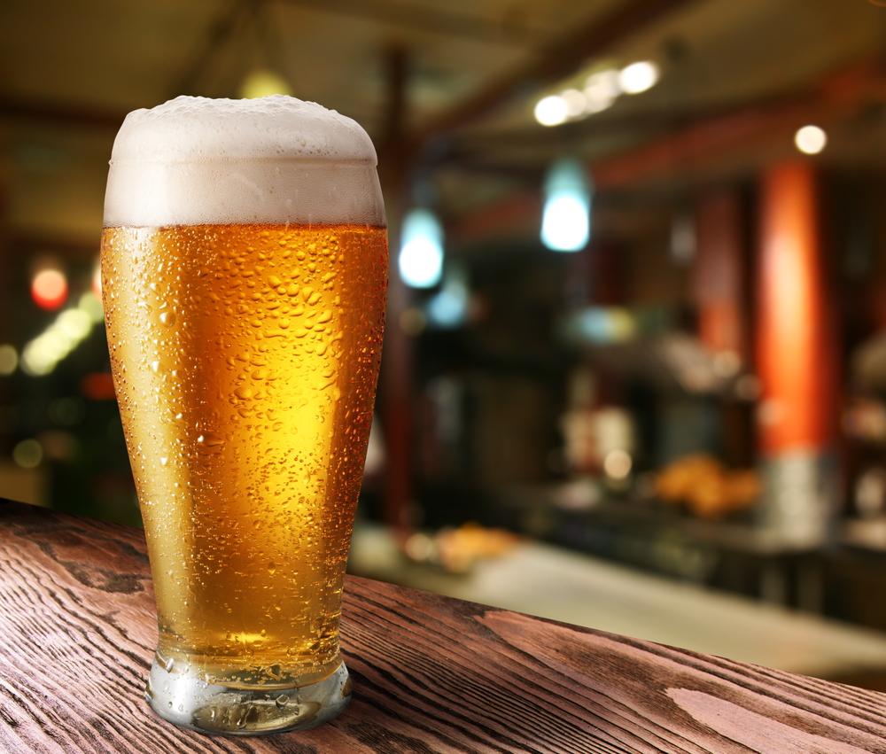 Сколько пузырьков в стакане пива