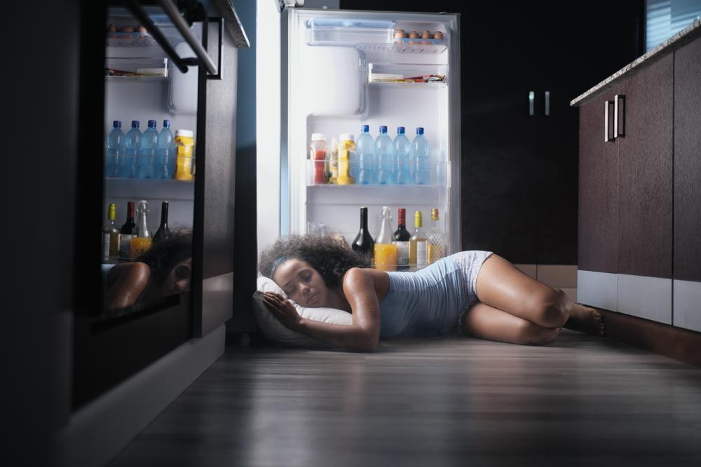 Ночные перекусы снижают работоспособность