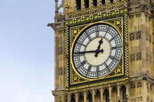 Реставрацию Биг-Бена в Лондоне продлили на год