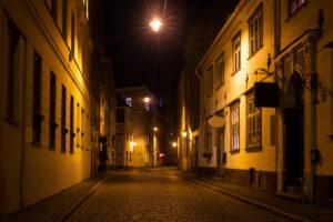 В Риге открывают музей Темноты