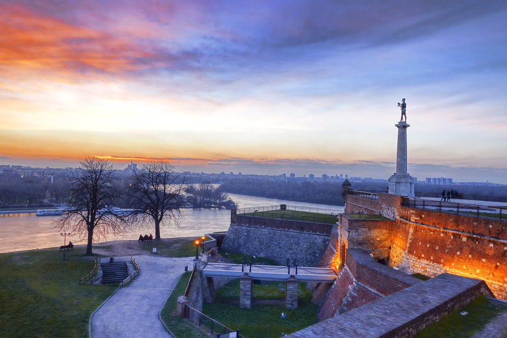 туры в Белград
