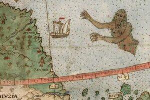 Легенды о морских чудовищах: кого на самом деле видели моряки?