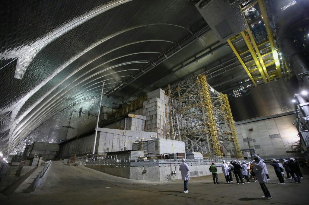ЧАЭС, зона отсуждения, Чернобыль