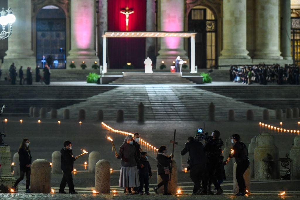 католическая Пасха 2021