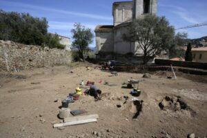 Город мертвых, возрастом 1700 лет, найден на Корсике