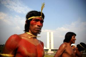 Люди, пришедшие в Америку по Беринговому мосту - родственники австралийских аборигенов