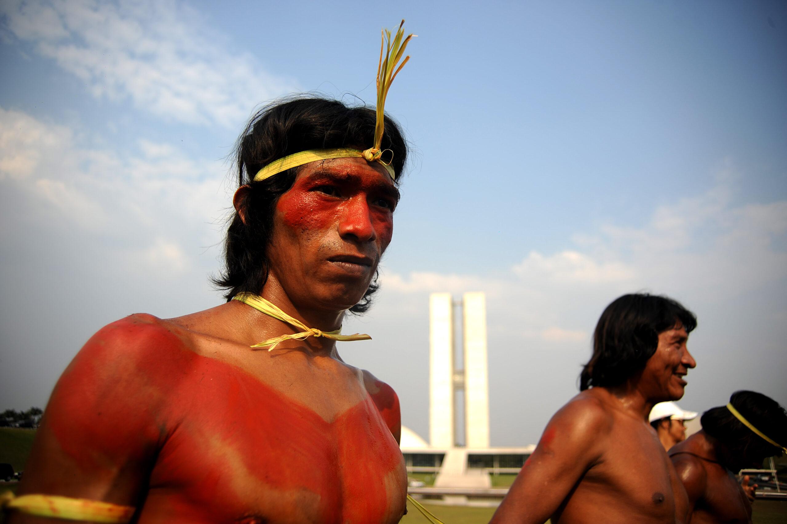 Люди, пришедшие в Америку по Беринговому мосту - родственники австралийских аборигенов.Вокруг Света. Украина