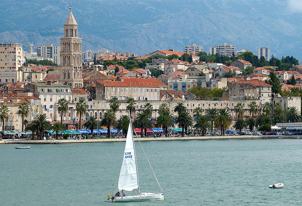 туры в Хорвати. Сплит