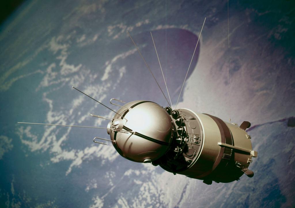 первый полет Гагарина в космос