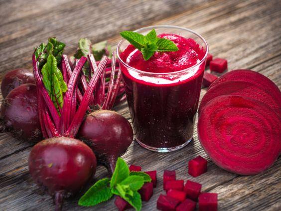 Свекольный сок улучшает работу сердца и мозга.Вокруг Света. Украина