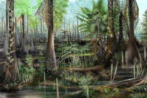 Вращение Земли повлияло на древнее массовое вымирание