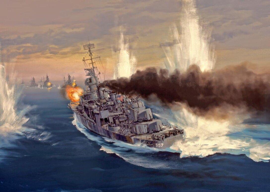Американская экспедиция исследовала самое глубокое кораблекрушение в истории