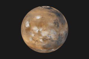 В древности Марс согревали ледяные облака
