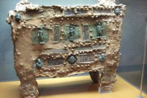 В Испании раскопали сейф времен Римской империи
