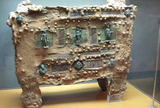 В Испании раскопали сейф времен Римской империи.Вокруг Света. Украина