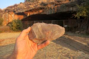 Предки людей жили в пещере Вондерверк около двух миллионов лет назад