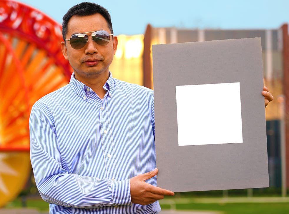 Самая белая краска на свете снизит зависимость от кондиционеров