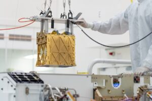 Марсоход NASA впервые получил кислород на Марсе