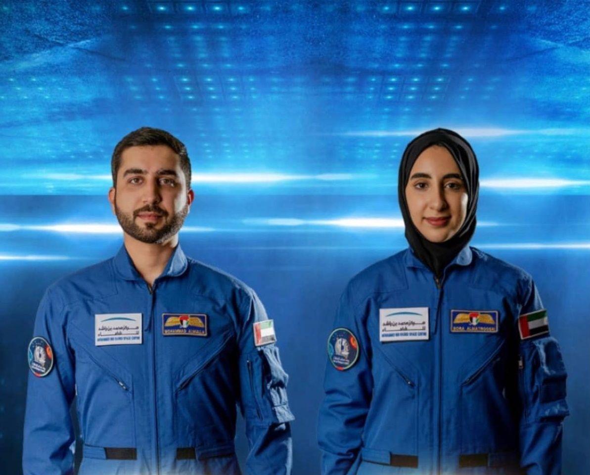 В ОАЭ выбрали первую в истории женщину-астронавта