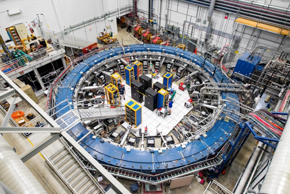 Физики, возможно, открыли новый вид фундаментального взаимодействия.Вокруг Света. Украина
