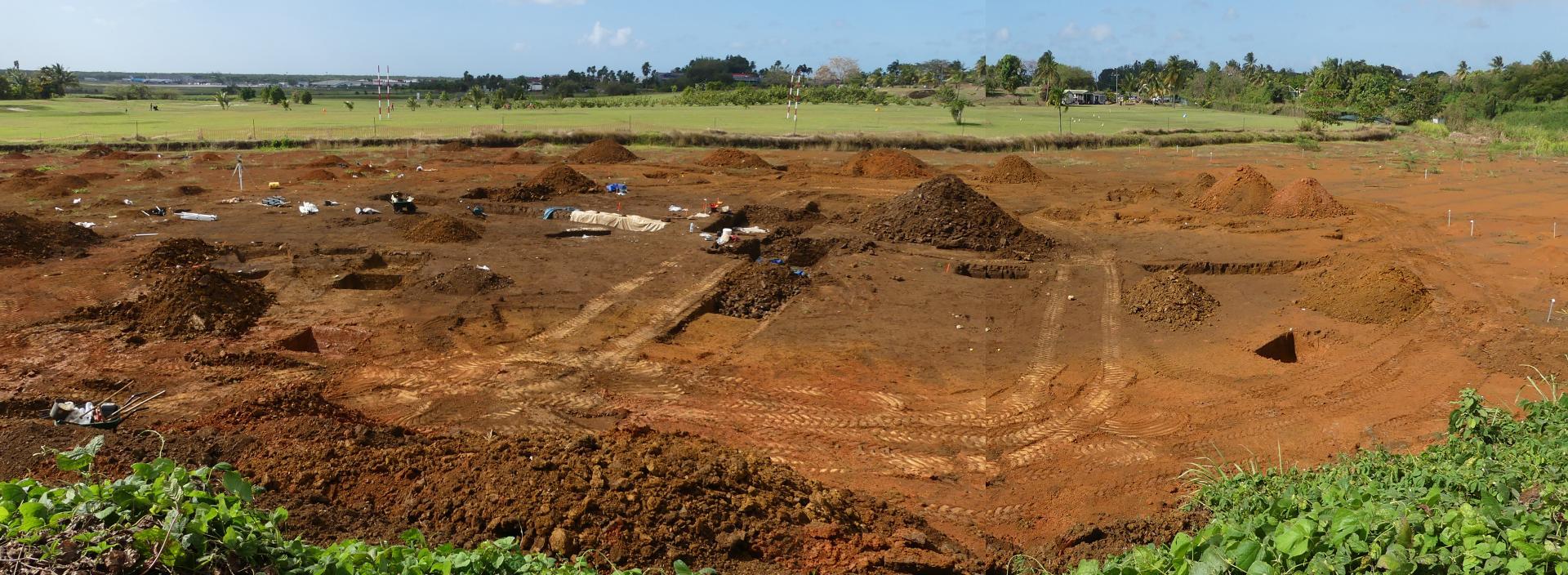 Более ста доколумбовых захоронений обнаружено в Гваделупе