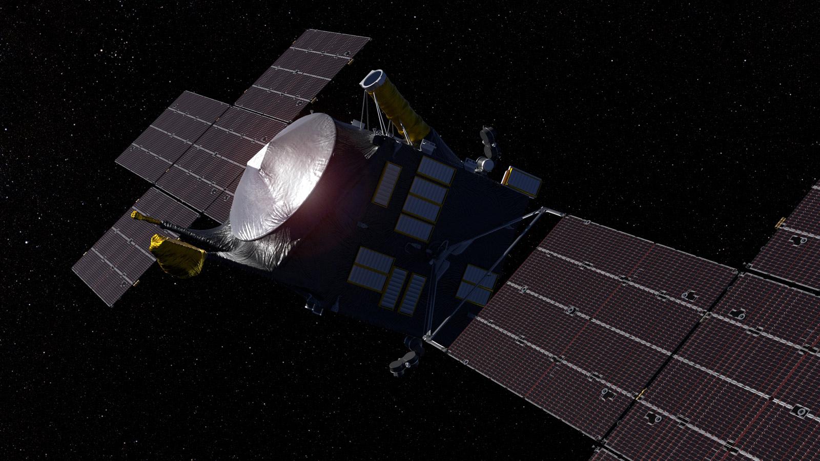 NASA официально начало сборку корабля Psyche для полета к одноименному астероиду.Вокруг Света. Украина