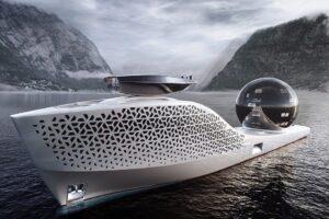 Уникальное научно-исследовательское судно с ядерным двигателем будет достроено к 2025 году