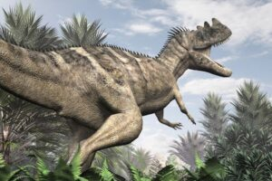 14 мест в мире, где можно пройти по следам динозавров
