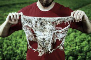 Эксперимент в Швейцарии: фермеры закопают 2 тысячи трусов