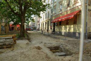 Во Львове археологи нашли остатки древней стены XIV века