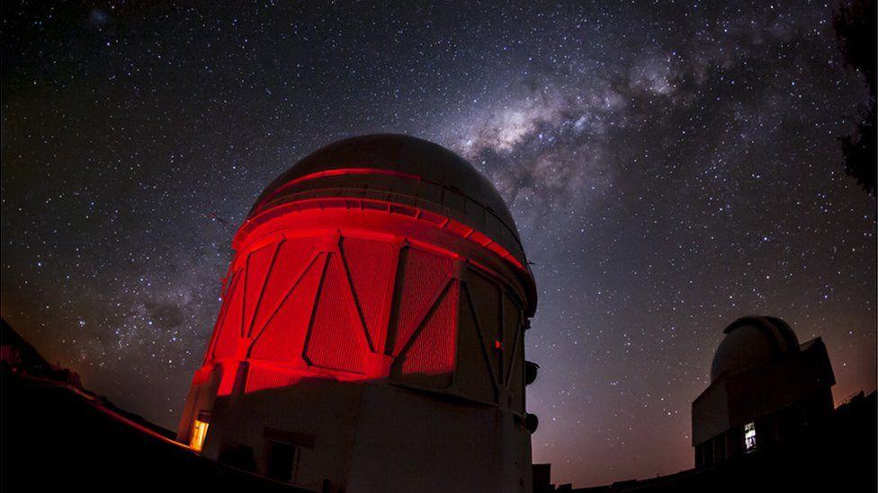 Астрономы создали самую большую карту темной материи Вселенной.Вокруг Света. Украина