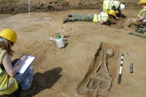 В Англии археологи нашли древнеримские захоронения казненных