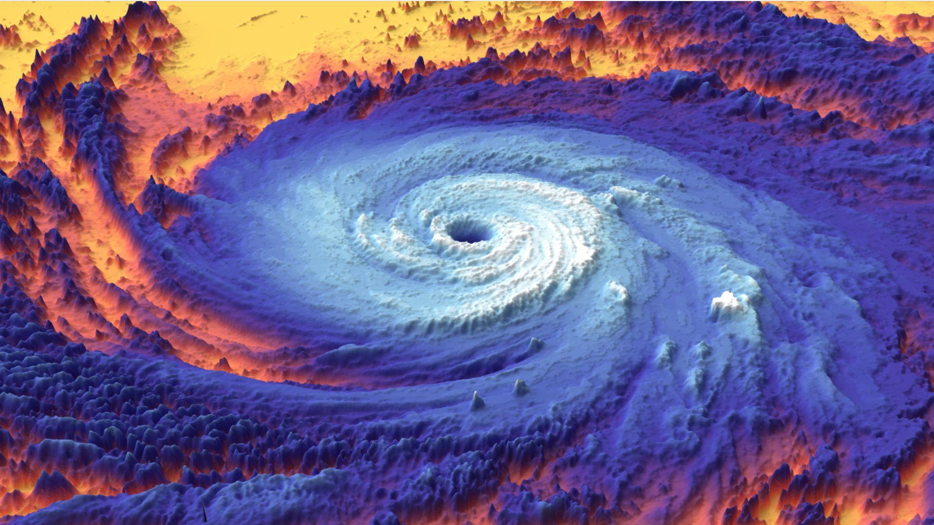 NASA запустит пять спутников, чтобы создать трехмерную модель Земли