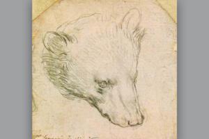 Крошечный рисунок Леонардо да Винчи выставят на торги за $17 млн