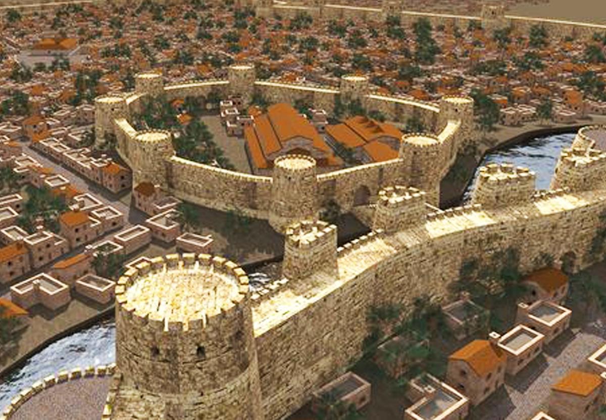 В Армении руины древней столицы Двин превратят в туробъект