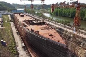 В Китае появится двойник «Титаника», который никогда не утонет
