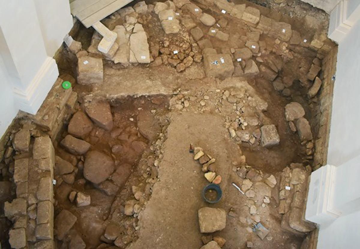 Под полом мальтийской церкви раскопали руины средневековой часовни
