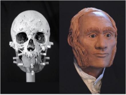 Генетики опознали одного из участников арктической экспедиции Франклина