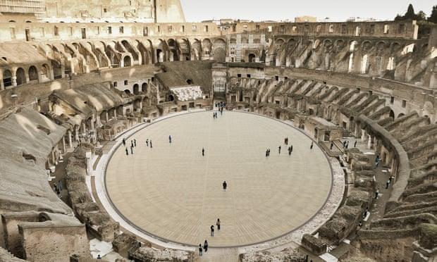 Стало известно, кто превратит Колизей в высокотехнологичную арену.Вокруг Света. Украина