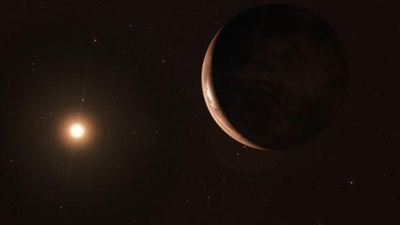 Спутник NASA открыл массивную экзопланету возле старого оранжевого карлика