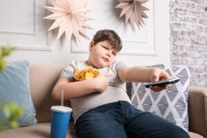Детское ожирение пагубно влияет на когнитивные способности
