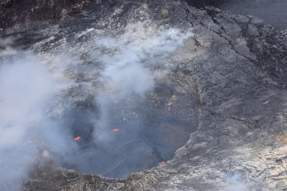 Крупнейший на планете вулкан готовится к извержению.Вокруг Света. Украина