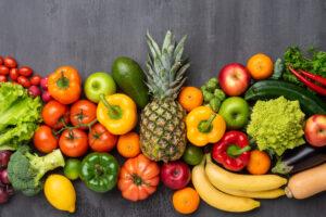 Употребление в пищу овощей и фруктов повышает стрессоустойчивость