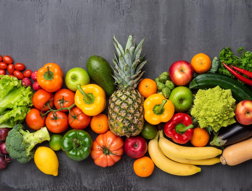 Употребление в пищу овощей и фруктов повышает стрессоустойчивость.Вокруг Света. Украина