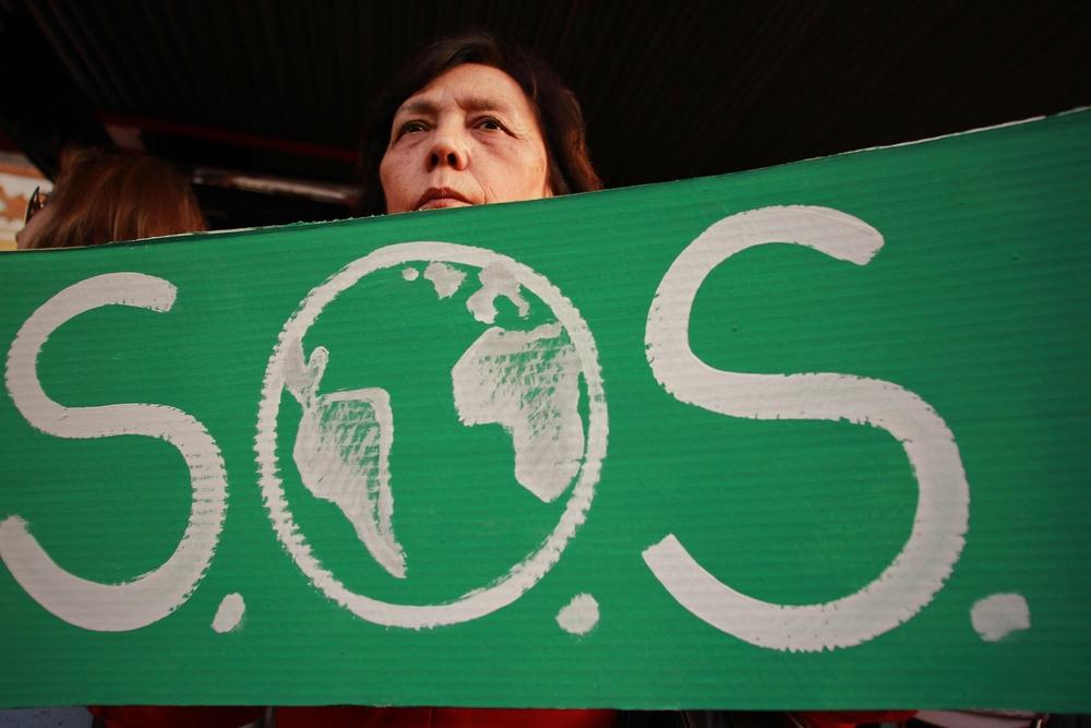 Концентрация углекислого газа достигла максимума за 3 миллиона лет — ООН