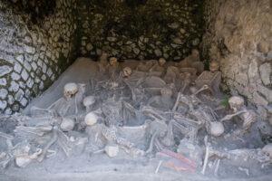 Археологи раскрыли тайну скелета №26, найденного под Везувием