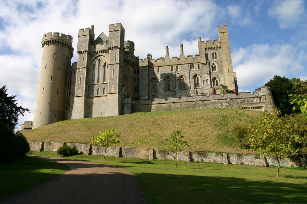 В Британии из замка похищена реликвия Марии Стюарт