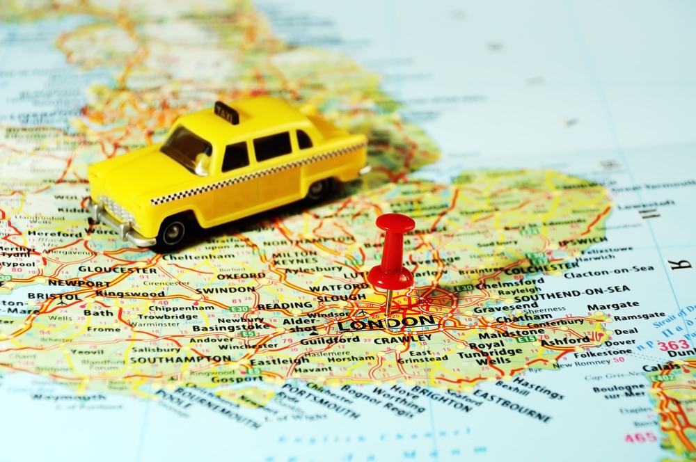 В Британии таксист составил для пассажиров