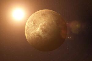 Сколько длится день на Венере