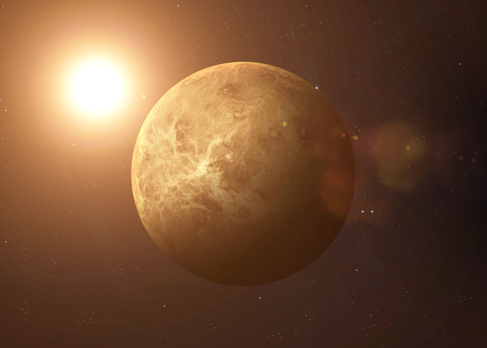 Сколько длится день на Венере.Вокруг Света. Украина